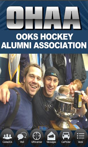 OHAA Ooks Hockey Alumni