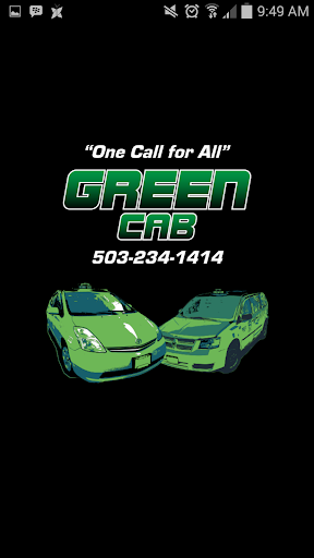 Green Cab Green Shuttle