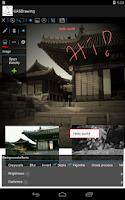Screenshot of GASDrawing (Photo Editor)