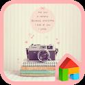 love camera dodol theme icon