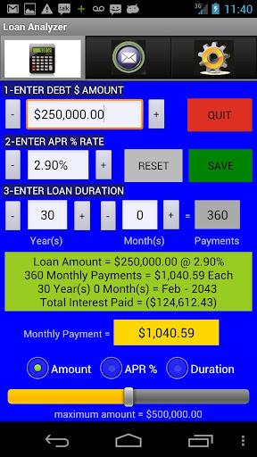 Loan Analyzer