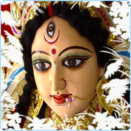 Jai Maa Durga Live Wallpaper