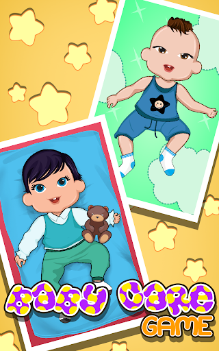 Baby Care Games