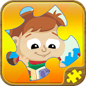 Puzzles for Kids icon