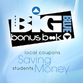 Big Blue Bonus Book Coupons