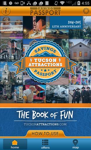 Tucson Attractions Passport