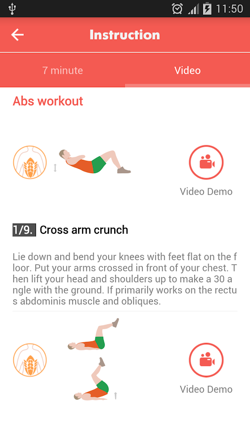 how to get abs in 6 minutes