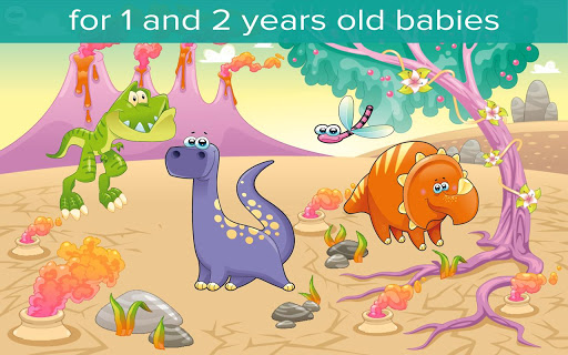 玩免費娛樂APP|下載恐龍寶貝 - 娛樂您的寶寶 沒有廣告 app不用錢|硬是要APP