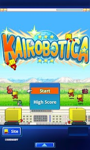 Kairobotica Lite- screenshot thumbnail