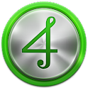 Music and player by 4shared logo