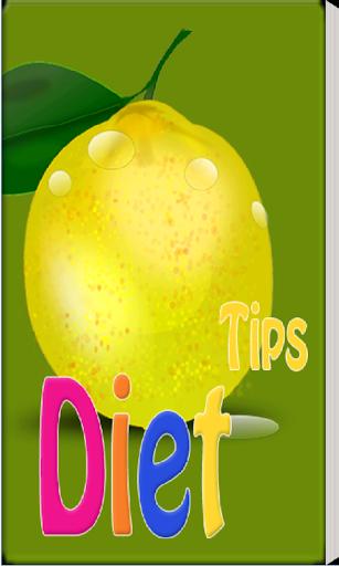 101 Tips Diet