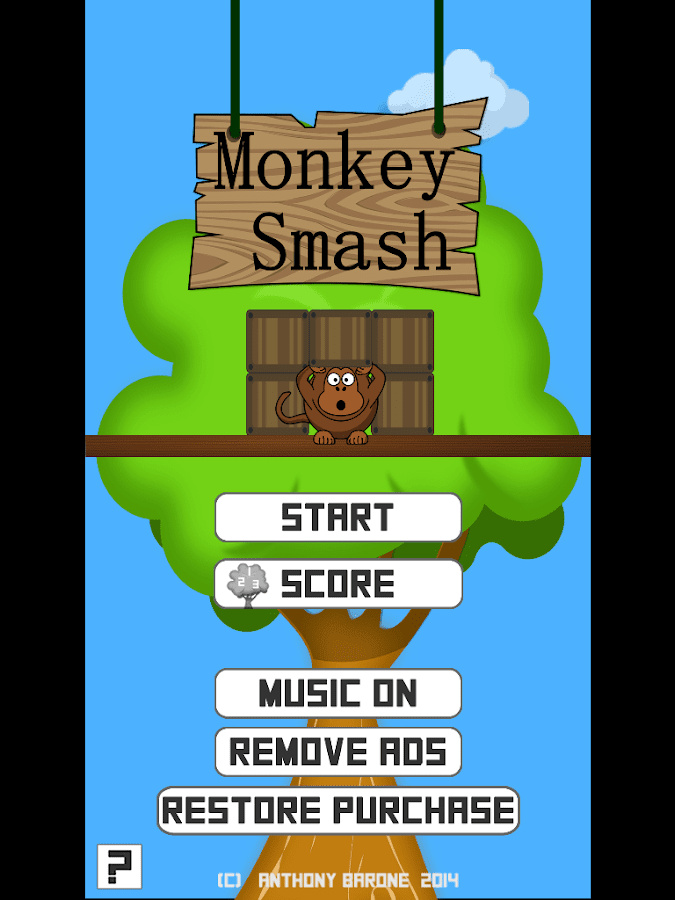 Monkey-Smash 25