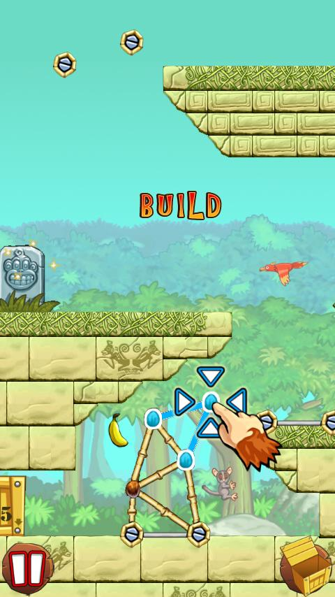 Tiki Towers 2: Monkey Republic- screenshot