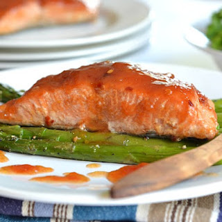 Sweet And Sour Salmon Fish Recipes.
