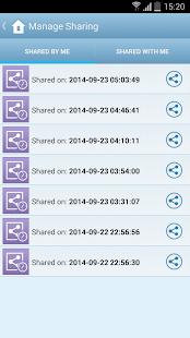 IDrive Online Backup- screenshot thumbnail
