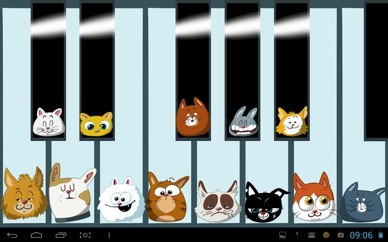 Best Piano Cats - screenshot