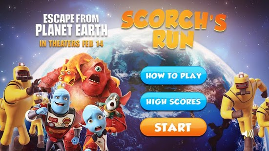 Scorch's Run - screenshot thumbnail