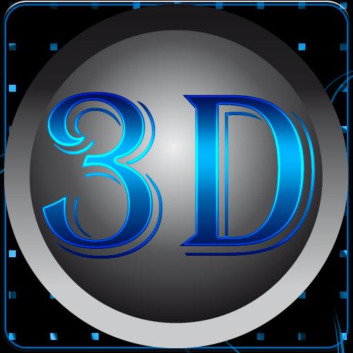 Next Launcher 3D Theme Hit-B 個人化 App LOGO-APP試玩