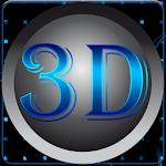 Next Launcher 3D Theme Hit-B