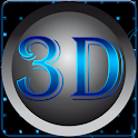 Next Launcher 3D Theme Hit-B icon