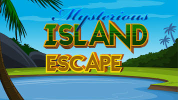 Screenshot of Mysterious Island Escape