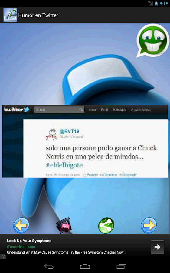 humor para whatsapp tweets android apps on google play