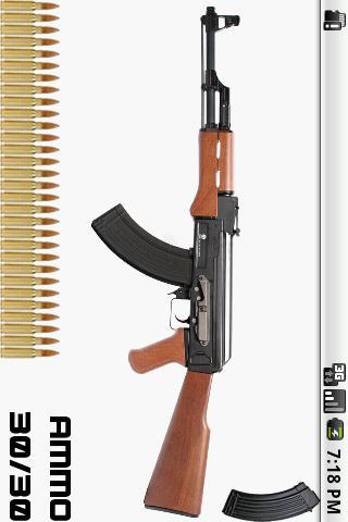 AK47仿真