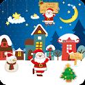 Christmas City Live Wallpaper icon