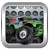 Hill Racing: Mad Monster Truck