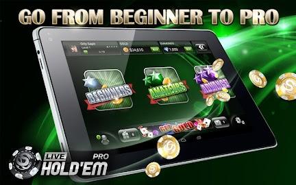 Live Hold'em Pro – Poker Games Screenshot 40