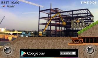 Screenshot of Traktor Digger