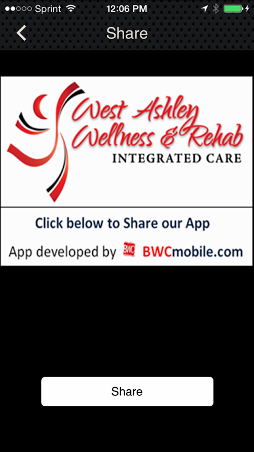 West Ashley Wellness and Rehab- screenshot