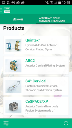 Aesculap® Spine Cervical