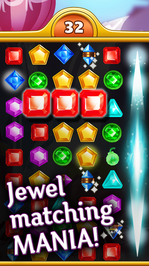 Jewel Mania™- screenshot