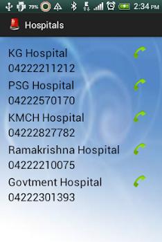 Emergency Coimbatore