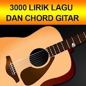 LIRIK CHORD LAGU INDONESIA