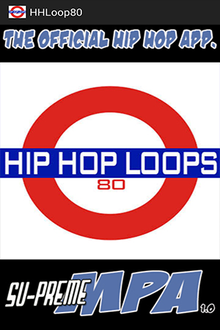 Hip Hop Loops- screenshot