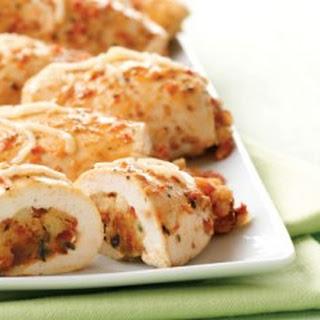 Chicken-Parmesan Bundles.