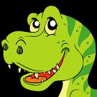 Juegos de dinosaurios icon