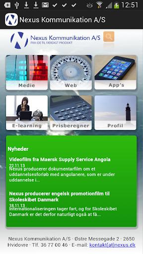 Nexus Kommunikation A S