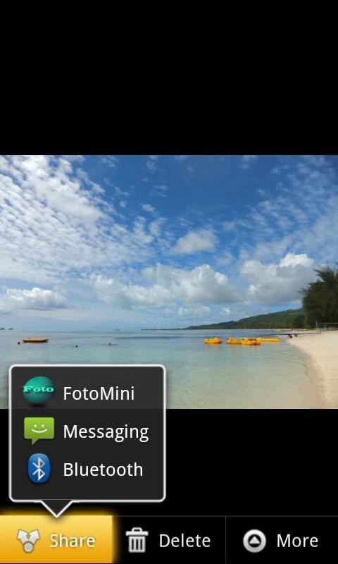 FotoMini- screenshot