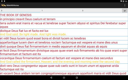 Latin Bible Eng trans