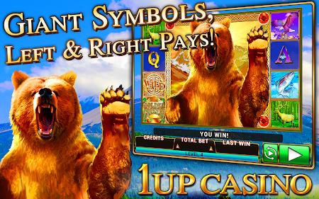 Slot Machines - 1Up Casino 1.6.3 screenshot 327950