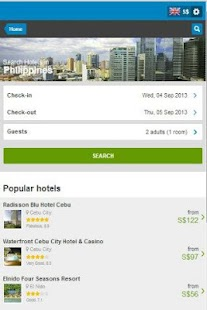 Philippines Hotel Discount - screenshot thumbnail