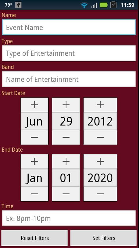 DanceNEPA- screenshot