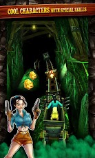 Rail Rush, a Temple Run like Free game for iOS and Android