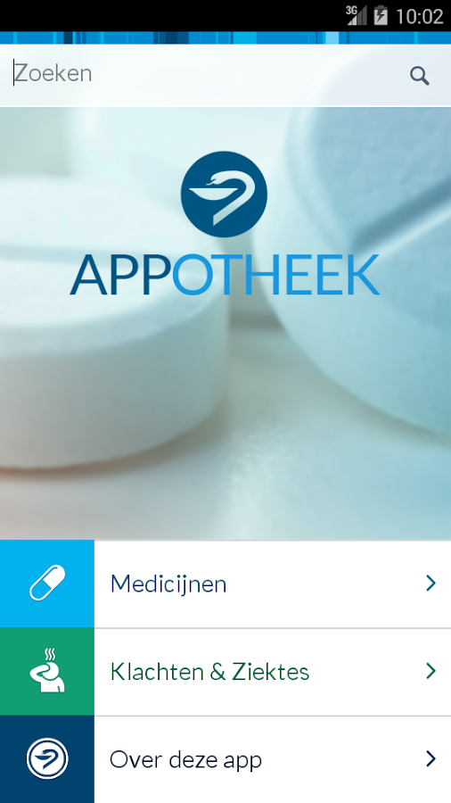 Appotheek- screenshot