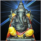 Ganapathi HD Live Wallpaper