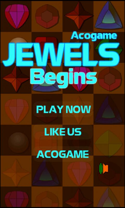 Jewels Begins- screenshot
