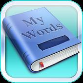 Custom Dictionary - MyWords